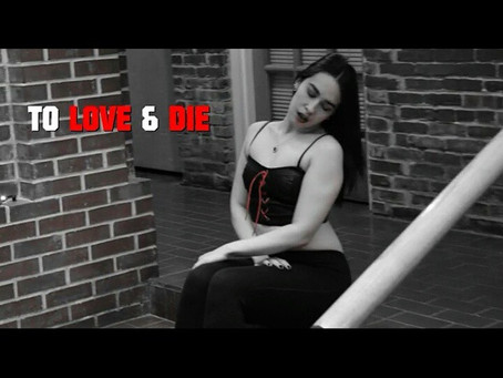 """Debut Concept Video from Rahjiv Staten, """"To Love & Die""""!!!"""