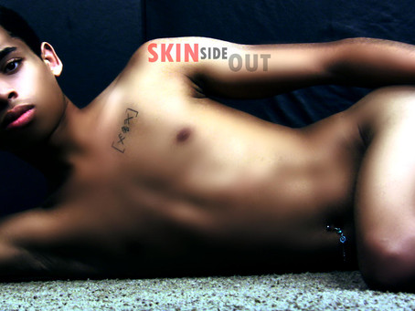 """LAUNCH OF NEW """"SKINSIDE OUT"""" PHOTOGRAPHY PROJECT!"""
