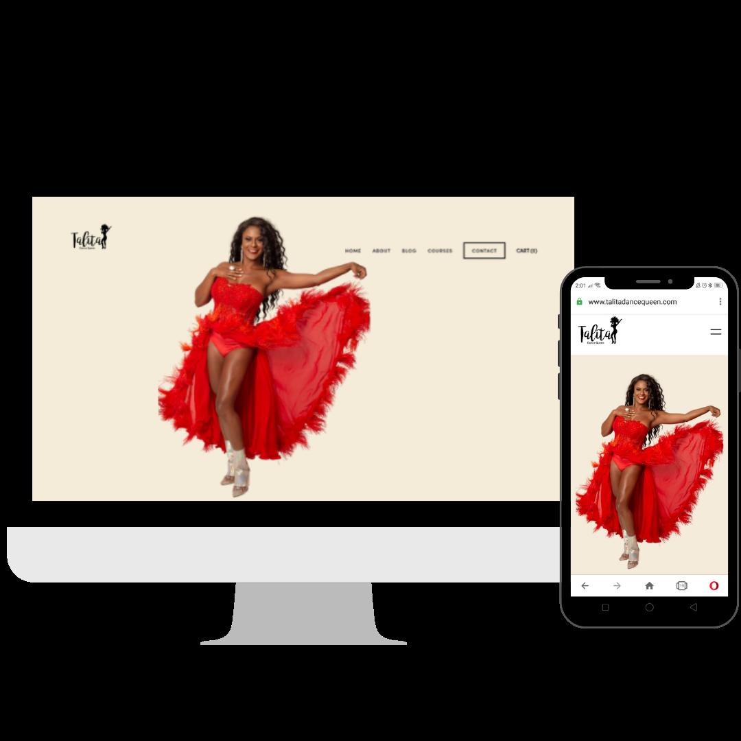 Talita Dance Queen