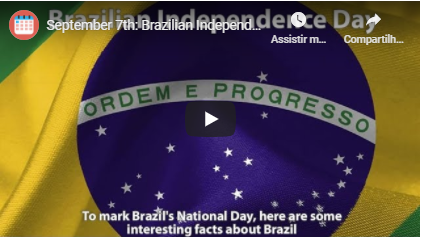 Facts about Brazil independence Day
