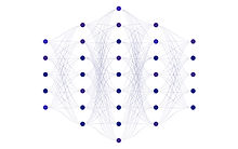 Neural network model with thin synapses