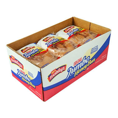 Jumbo Honey Buns
