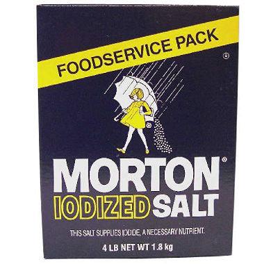 Morton Table Salt
