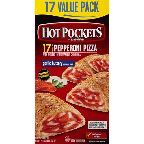 Frozen Hot Pockets
