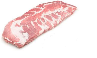 Frozen Pork Spareribs COV Medium