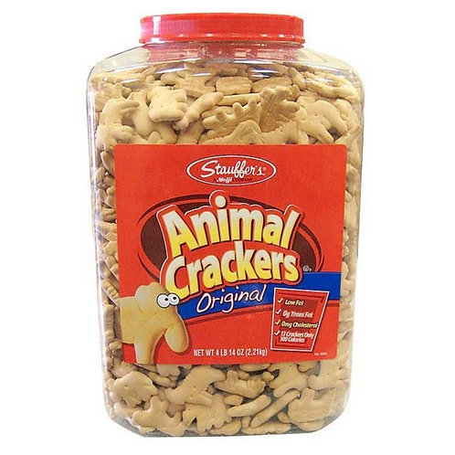 Animal Crackers Jug