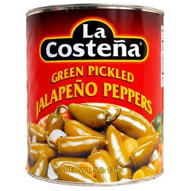 La Costena Nachose Pickled Jalapeno Nacho Slices