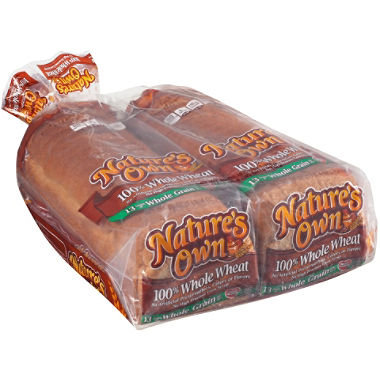 Nature's Own Whole Wheat Bread