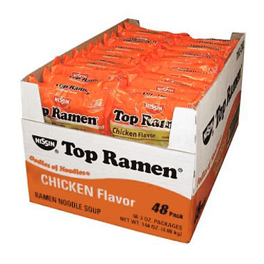 Chicken Top Ramen