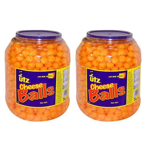 UTZ Cheese Balls Jug