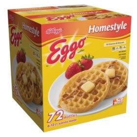 Kellogg's Homestyle Eggo Waffles