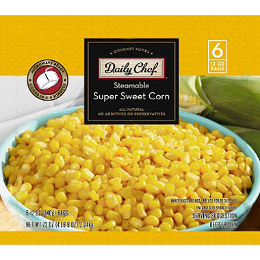 Daily Chef Super Sweet Corn