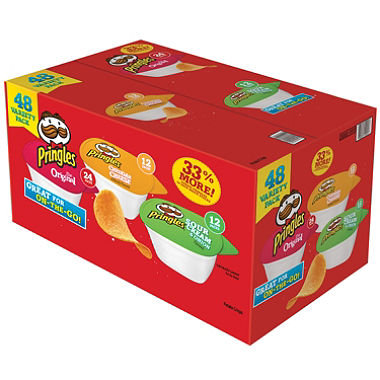 Pringles Variety Pack