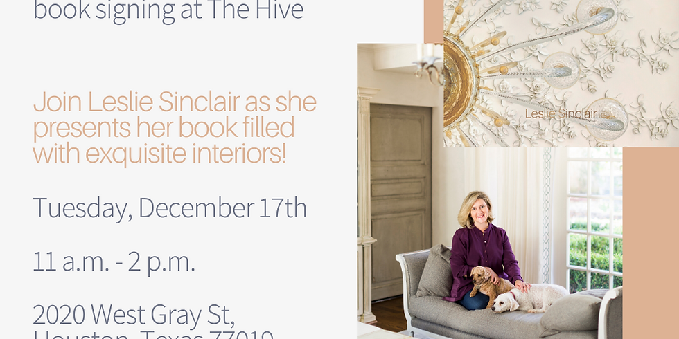 Segreto Impressions Book Signing at The Hive