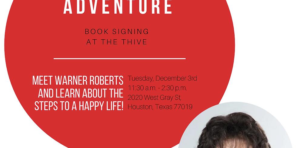 Warner Roberts Book Signing