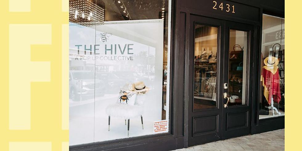 Mega Next-Door Sale at The Hive!
