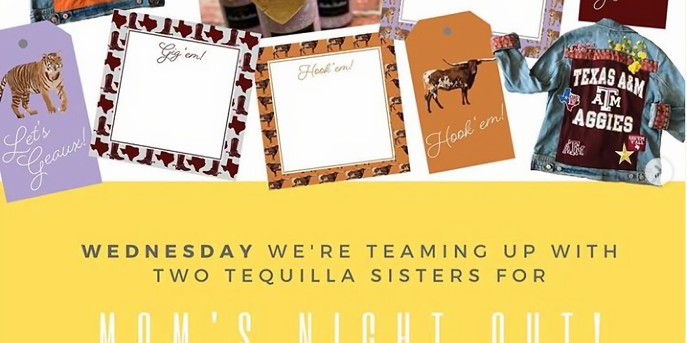 GRAND OPENING WEEK - MOM'S NIGHT OUT