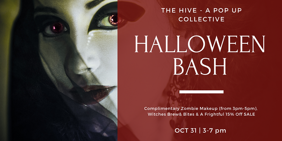 The Hive - Halloween Bash