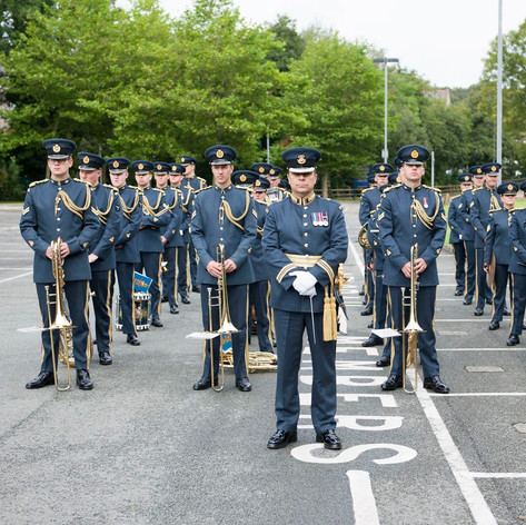 Director of Music Central Band of the Royal Air Force