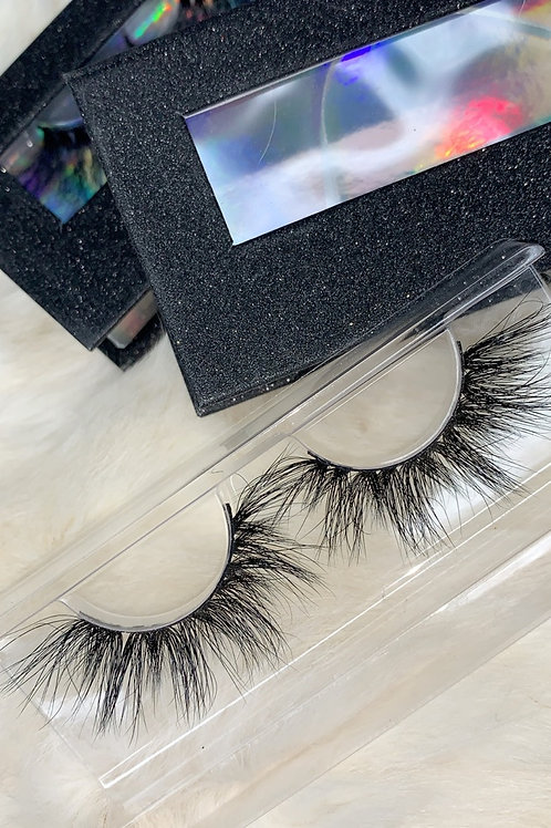 """Clout"" - Mink Hair False Eyelashes"