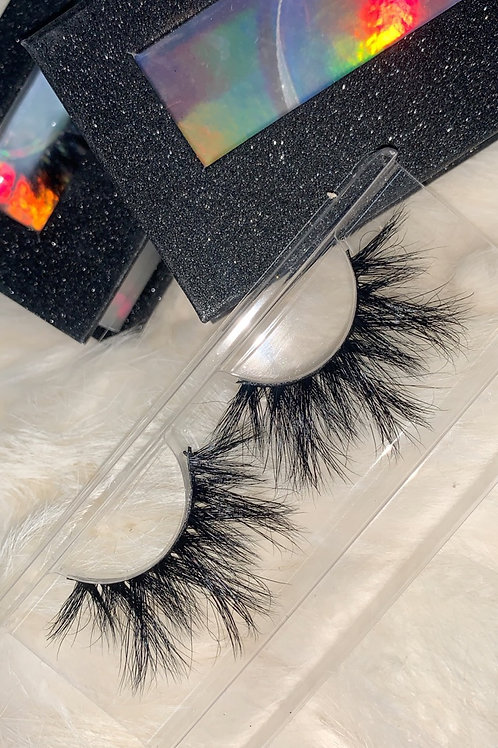 """Date Night"" - Mink Hair False Eyelashes"