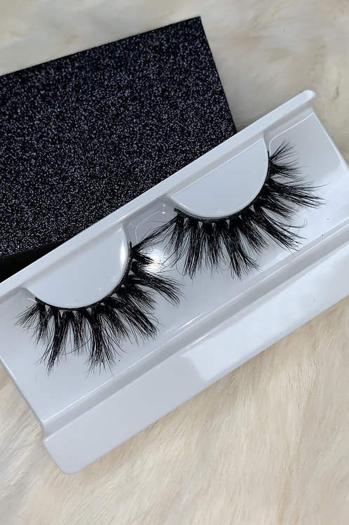 """Love"" - Mink Hair False Eyelashes"