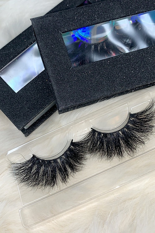 """Bad & Choosey"" - Mink Hair False Eyelashes"