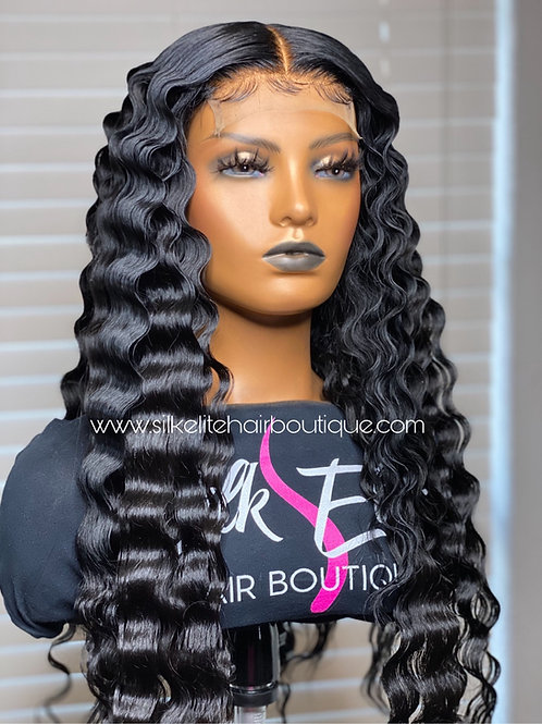 CUSTOM LACE CLOSURE WIG CONSTRUCTION ONLY