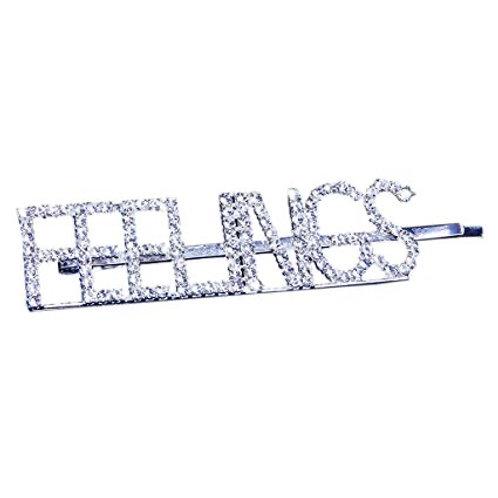 """""""FEELINGS"""" Bling Hair Clip"""