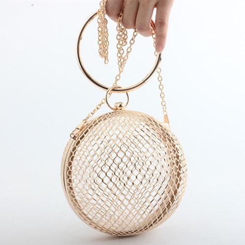KEEP A SMALL CIRCLE CAGED BAG