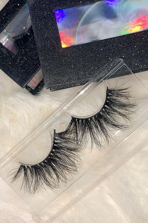 """Wild Girl"" - Mink Hair False Eyelashes"