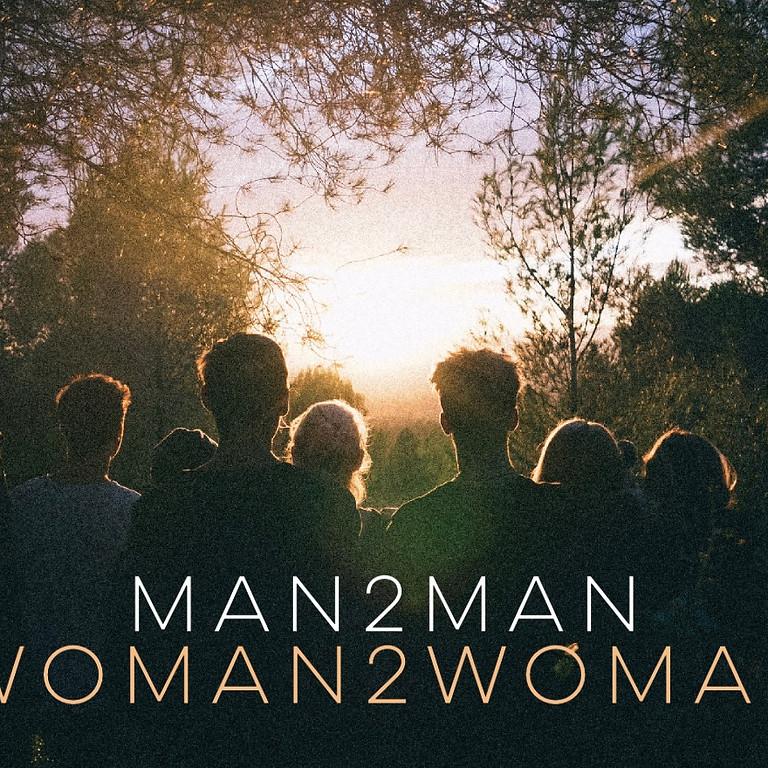 Man2Man, Woman2Woman