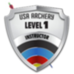 USA Archery Level 1 Cert Logo.png