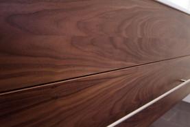 Walnut Veneer 3% Acrylic Finish