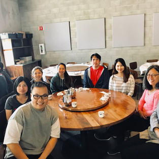 Lab lunch @ Great China
