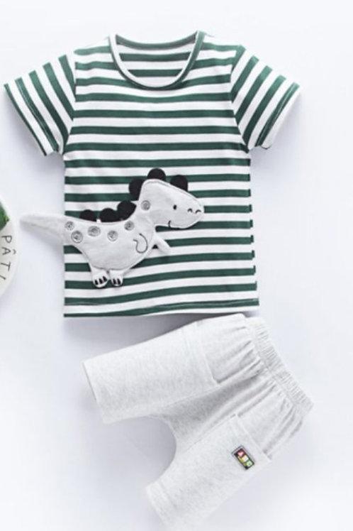 Dinosaur T-Shirt Set