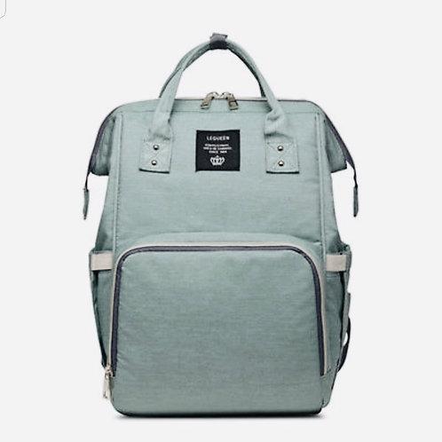 Light Green Changing Bag