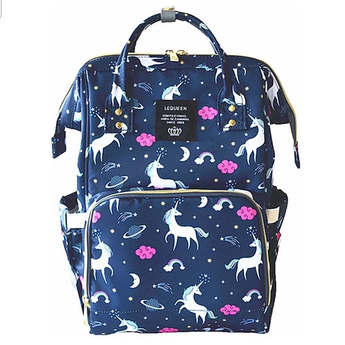 Unicorn Nappy Bag