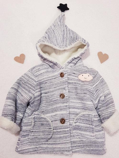 Grey Star Coat