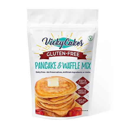 Vicky Cakes Original Gluten-Free Pancake and Waffle Mix