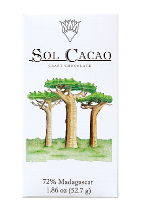 Sol Cacao Dark Chocolate (Madagascar)