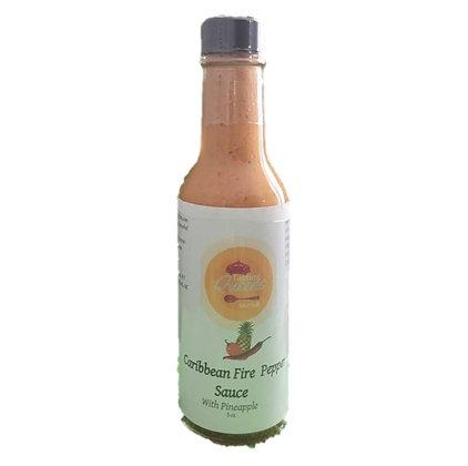 Tasting Queens Market Caribbean Fire Pepper Sauce
