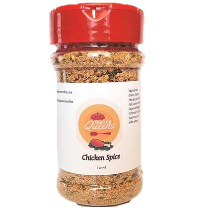 Tasting Queens Market Chicken Spice
