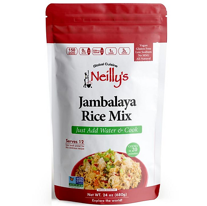 Neilly's Jambalaya Rice Mix
