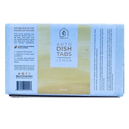 Pur Home Lemon Auto Dish Tabs (30 count)