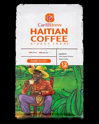 Caribbrew Dark Roast Coffee (ground)