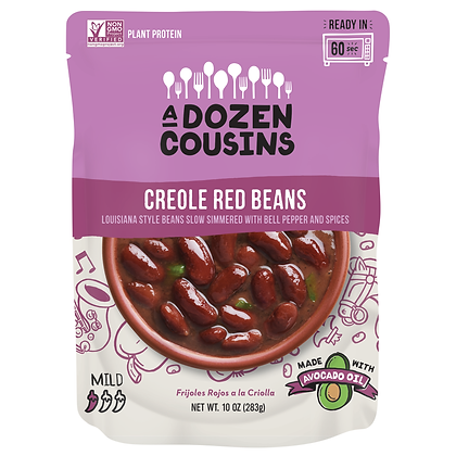 A Dozen Cousins Creole Red Beans