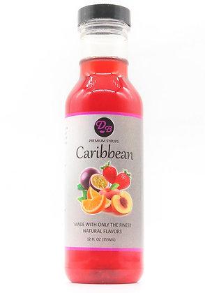 Delicious Beverage Caribbean Signature Syrup