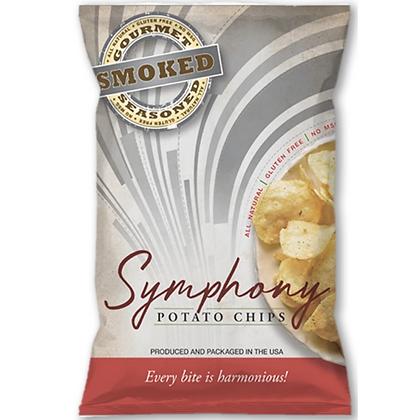 Symphony Potato Chips Smoked (1.5 oz)