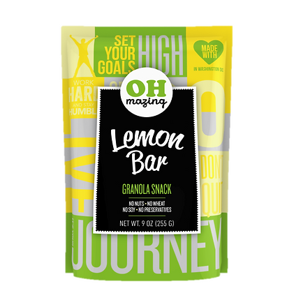 Oh-Mazing Lemon Bar Granola (9oz)